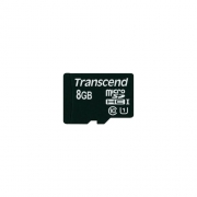 Карта памяти MicroSD  8GB  Transcend Class 10 TS8GUSDU1