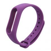 Ремешок для Xiaomi Mi Band 2 фиолетовый