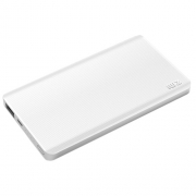Внешний аккумулятор Xiaomi Mi Power Bank ZMI QB805 5000 mAh silver