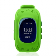 Часы Smart Baby watch Q50 green